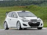 Hyundai i20 WRC Prototype 2013 pictures