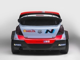 Hyundai i20 WRC 2014 pictures