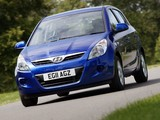 Images of Hyundai i20 5-door Blue Drive UK-spec 2010