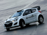 Photos of Hyundai i20 WRC Prototype 2012