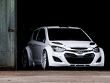 Photos of Hyundai i20 WRC Prototype 2013