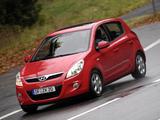 Pictures of Hyundai i20 5-door UK-spec 2008
