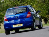 Pictures of Hyundai i20 5-door Blue Drive UK-spec 2010