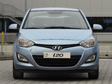 Hyundai i20 5-door 2012 wallpapers