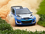 Hyundai i20 WRC Prototype 2012 wallpapers