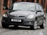 Hyundai i30 UK-spec (FD) 2007–10 photos