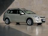 Hyundai i30 CW (FD) 2008–10 photos
