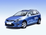 Hyundai i30 CW Blue Drive (FD) 2010 pictures