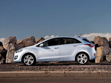 Hyundai i30 5-door AU-spec (GD) 2012 photos