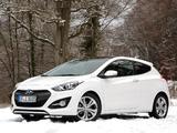 Hyundai i30 3-door (GD) 2012 photos