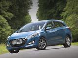 Hyundai i30 Wagon UK-spec (GD) 2012 pictures