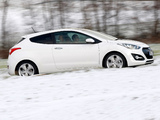 Hyundai i30 3-door (GD) 2012 pictures