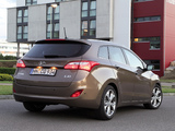 Hyundai i30 Wagon (GD) 2012 wallpapers