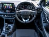 Hyundai i30 UK-spec 2017 photos