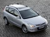 Images of Hyundai i30 CW (FD) 2008–10