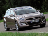 Images of Hyundai i30 Wagon (GD) 2012