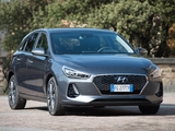 Images of Hyundai i30 (PD) 2017