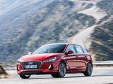 Images of Hyundai i30 SR AU-spec (PD) 2017