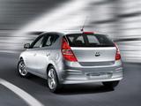 Photos of Hyundai i30 (FD) 2007–10