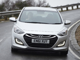 Photos of Hyundai i30 5-door UK-spec (GD) 2012