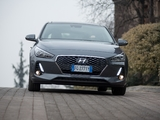 Pictures of Hyundai i30 (PD) 2017