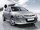 Hyundai i30 (FD) 2007–10 wallpapers