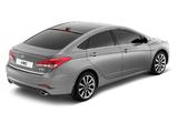 Hyundai i40 Sedan 2011 images