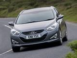Hyundai i40 Wagon UK-spec 2011 photos