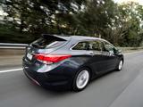 Hyundai i40 Wagon AU-spec 2011 pictures