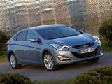 Hyundai i40 Sedan 2011 pictures