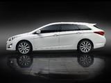 Hyundai i40 Wagon 2011 pictures