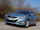 Hyundai i40 Sedan 2011 wallpapers