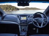 Hyundai i40 Sedan AU-spec 2012 images