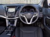 Hyundai i40 Sedan UK-spec 2012 photos