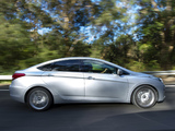 Hyundai i40 Sedan AU-spec 2012 pictures