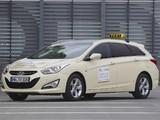Hyundai i40 Wagon Taxi 2013 photos
