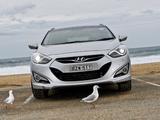 Images of Hyundai i40 Wagon AU-spec 2011