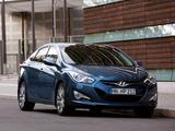 Images of Hyundai i40 Sedan 2011