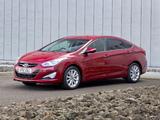 Images of Hyundai i40 Sedan UK-spec 2012