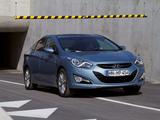 Photos of Hyundai i40 Sedan 2011