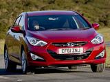 Photos of Hyundai i40 Sedan UK-spec 2012
