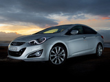 Photos of Hyundai i40 Sedan AU-spec 2012