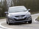 Pictures of Hyundai i40 Sedan UK-spec 2012