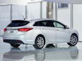 Hyundai i40 Wagon 2011 wallpapers