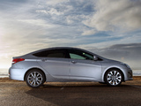 Hyundai i40 Sedan AU-spec 2012 wallpapers