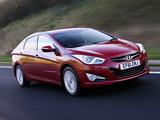 Hyundai i40 Sedan UK-spec 2012 wallpapers