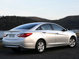 Hyundai i45 (YF) 2010 pictures