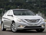 Images of Hyundai i45 (YF) 2010
