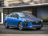 Hyundai IONIQ electric North America 2017 images