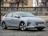 Pictures of Hyundai IONIQ electric 2016